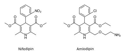 Dihydropyridiini